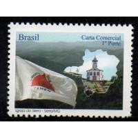 C-2855 - Selo Despersonalizado - Minas Gerais - 2009