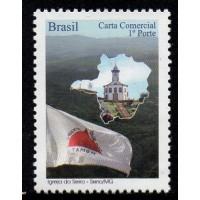 C-2856 - Selo Despersonalizado - Minas Gerais - 2009