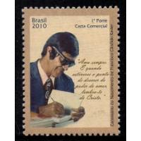 C-2954 - 100 Anos do Nascimento de Francisco Cândido Xavier - 2010