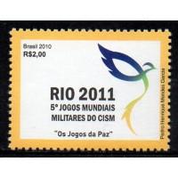 C-2976 - 5° Jogos Mundiais Militares - Rio 2011 - 2010