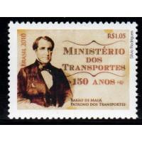C-3003 - 150 Anos do Ministério dos Transportes - 2010