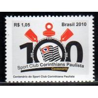 C-3027 - Centenário do Sport Club Corinthians Paulista - 2010