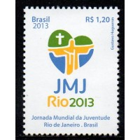 C-3276 - Jornada Mundial da Juventude - JMJ Rio/2013 - 2013