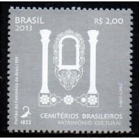 C-3296 - Cemitérios Brasileiros - Patrimônio Cultural - 2013