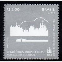 C-3297 - Cemitérios Brasileiros - Patrimônio Cultural - 2013