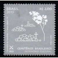 C-3298 - Cemitérios Brasileiros - Patrimônio Cultural - 2013
