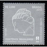 C-3299 - Cemitérios Brasileiros - Patrimônio Cultural - 2013