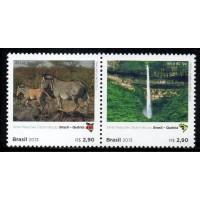 C-3316/3315 (conjunto) - Relações Diplomáticas: Quênia - 2013