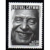 C-3360 - Centenário do Nascimento de Dorival Caymmi - 2014
