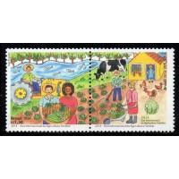 C-3365/3366 (conjunto) - Ano Internacional da Agricultura Familiar - 2014