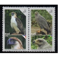 C-3369/3368 (conjunto) - Relações Diplomáticas: Filipinas - Aves Ameaçadas de Extinção - 2014
