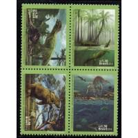 C-3382/3385 - Animais Pré-Históricos do Brasil - 2014