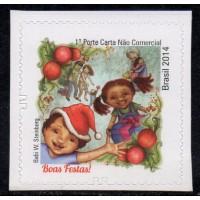 C-3390 - Natal 2014 - 1° Porte Carta Não Comercial e Comercial - 2014