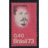 C-0824 - Centenário do Nascimento de Plácido de Castro, O Libertador do Acre - 1973