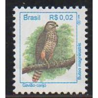 RHM 711 - Pássaros Urbanos Padrão Real - R$ - sem carimbo