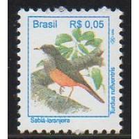 RHM 712 - Pássaros Urbanos Padrão Real - R$ - sem carimbo