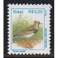 RHM 714 - Pássaros Urbanos Padrão Real - R$ - sem carimbo