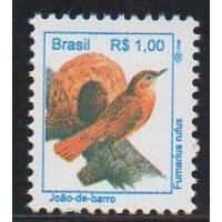RHM 716 - Pássaros Urbanos Padrão Real - R$ - sem carimbo