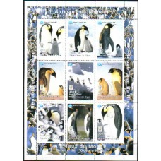 Niger - Y 1079/1087 - Pinguins